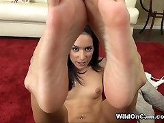 Hottest pornstar Tia Cyrus in Amazing Small Tits, Masturbation xxx video
