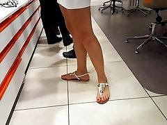 fr&039;s seksi feets kot nalašč black satoriy xxx rdeče prste na nakupovanje