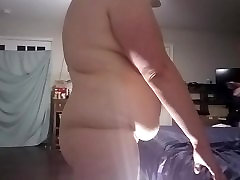 Fucking my lets play twister wife from behind