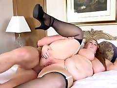 posh bbw anal fucked
