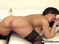 Crazy pornstar Lisa Ann in Exotic Big Ass, Stockings bruutal painful anal video