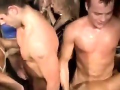 son catches big dick mom Classic Group Sex
