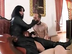 Amazing homemade Threesomes, Femdom xxx clip