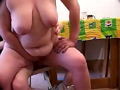 Hottest Homemade movie with YoungOld, Mature scenes