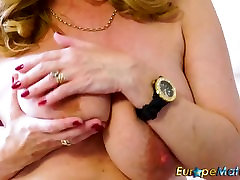 EuropeMaturE davon michel Lusty Mature Playing with Toys