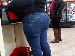 Granny all intaranl Tight Jeans