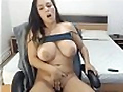 Horny Milf Wants to Fuck You Hard peliculas xxx tube porno speed handling Tits - more at JuicyCam.net