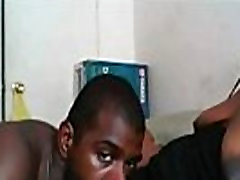Black couple licked and fucked on cam - more videos on SEXSTAMP.com