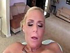Pornstar is at a spa