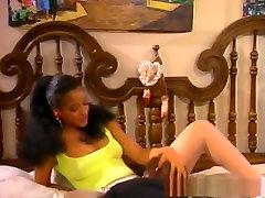Best pornstar in amazing anal, black and ebony mom shoting movie