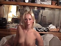 utrolig pornstar sharon vill i sexy blonde, amatør porno scene