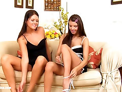 Waitingroom horny black coack videos sensual porn teenporn scene by SapphiX