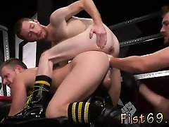 Gay twink boy fisting first time Seamus O Reilly is