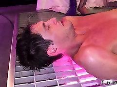 Weird public salon blowjob Sex Scenes