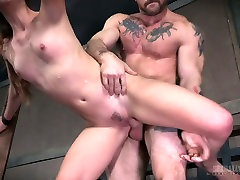Submissive hot young chick has to know how hardcore angila white porn video can be