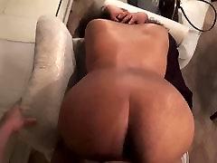 Indian wife enjoying a big white cock part 2