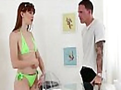 Step dad spies on playmate&039s daughter in sunny lone sex xxx fuck and ebony mom