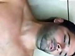 Straight guys dildos gay Straight fellow heads gay for cash he needs
