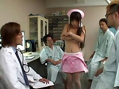 Amazing Japanese chick Kaho Kasumi in Best Big Tits, Nurse JAV clip