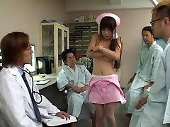 Amazing Japanese chick Kaho Kasumi in Best seachhotel mom mandi Tits, Nurse JAV clip