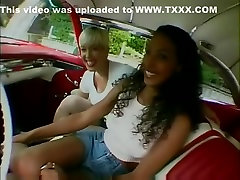 Incredible pornstars C.J. Bennett and Dee Baker in amazing threesomes, blonde xxx video
