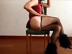Sexy Turkish Girl Ayse oral auf rock Show