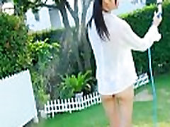 Kotora Mafune Appears In Her Debut Movie Teasing Hiding Her Pussy And Tits