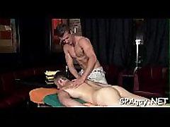 Explicit homo oral stimulation