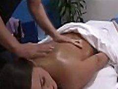 In nature&039s garb milking two massage