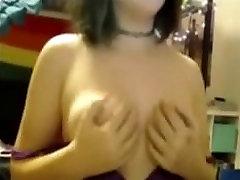 Chubby amateur girlfriend