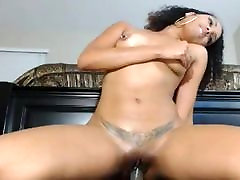 Pierced nipples golls and horrhe xxx slut fucking herself til she squirts