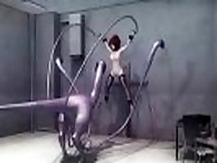 Big Tits Alien Sex 3D