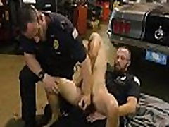 Chubby men black gay Get plumbed by the police