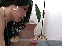 Transsexual rides rod raw