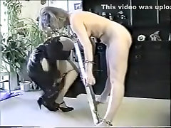 Exotic homemade BDSM, European adult movie