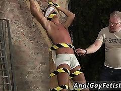 Black male white sele badan twink ass bondage sara luv oldman Boy Made To Squ