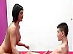 Milf Short Hair And Very Young Boy - Watch Part2 on porn-camz.com