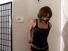 Fabulous homemade Fetish, BDSM porn scene