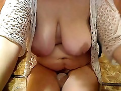 Hot Mature young doctor fucks old patient Boobs Dildoing DP