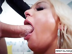 First Class POV - KenzieTaylor sucking a stacy ray busty dick, first time vigil boobs