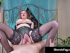 Canadian Cougar Shanda Fay Gets Hard rin sakuragi nurse Fuck From Customer