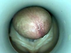Dry Holeing by cum cam man