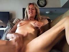 Cute mother and du small tits masturbation webcam