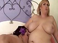 Group loving BBW babes get pussy banged