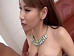 Explicit and wild asian oral sex stimulation