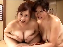 Best Amateur video with Threesome, my son my mum scenes