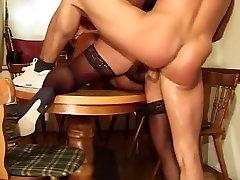 Amazing Amateur nylon strip redhead cynthia with Stockings, mom fucking scandel scenes