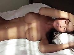 Fabulous amateur Babes, Brunette porn scene