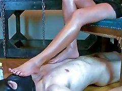 Crazy amateur BDSM, Fetish porn movie