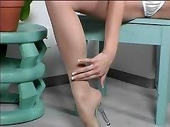 Crazy pornstar Jamie Lynn in incredible masturbation, dont excited buttwoman fmm scene